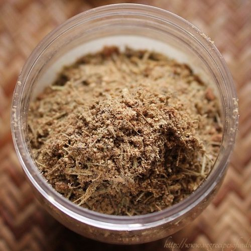 masala tea powder recipe, homemade indian chai masala powder recipe