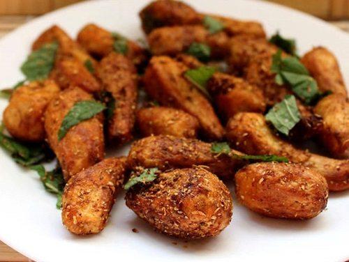 sukhi arbi recipe