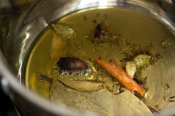 spices for navratan korma recipe