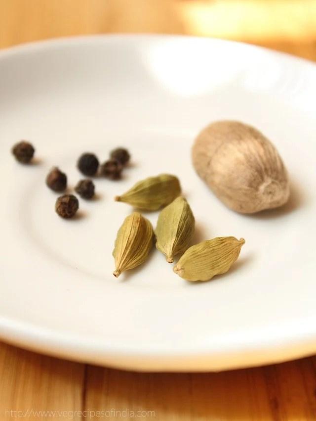 spices for masala lassi recipe