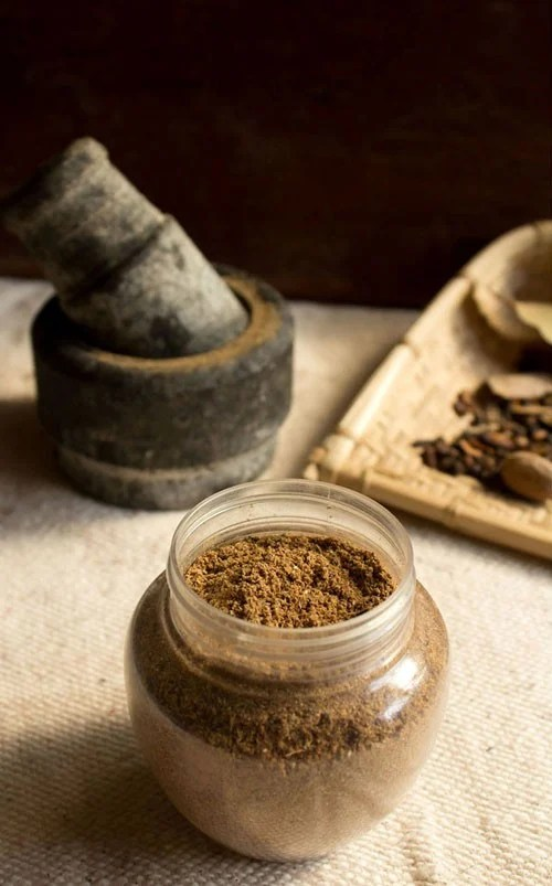 how to make punjabi garam masala