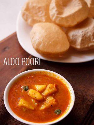 aloo poori recipe