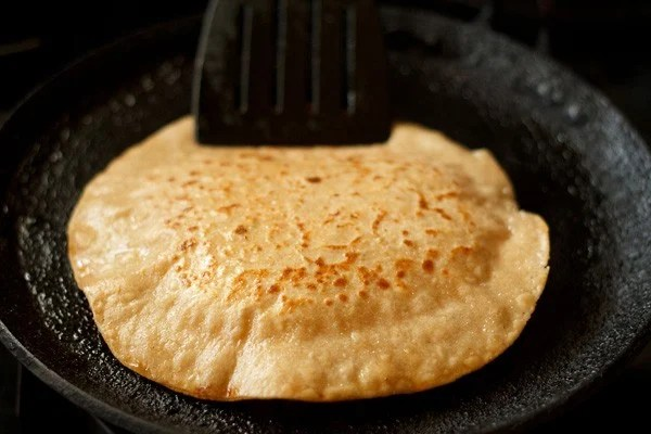 cooking paneer paratha recipe