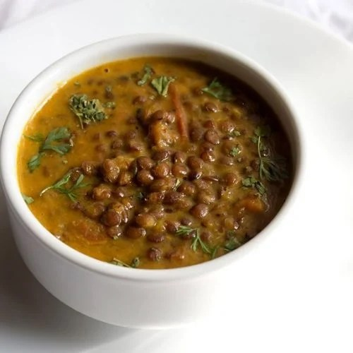 whole masoor dal recipe, sabut masoor dal recipe, easy masoor dal recipe