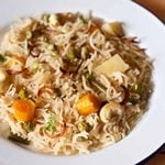 veg yakhni pulao recipe