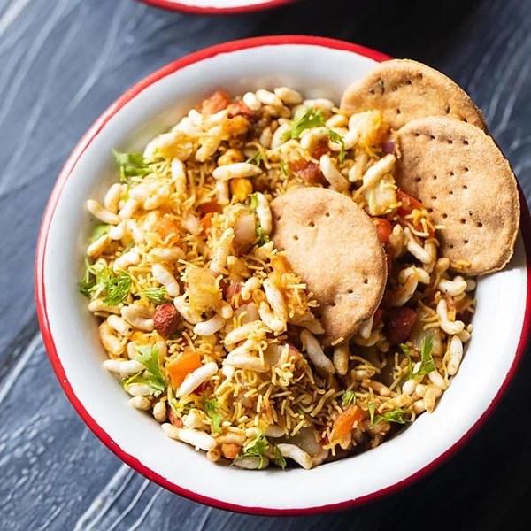 Bhel Puri Dassana S Veg Recipes