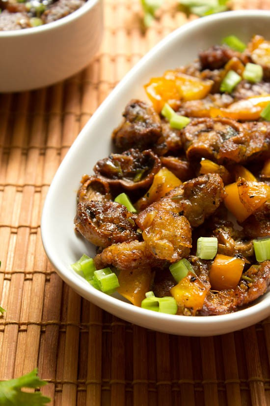 mushroom manchurian, mushroom manchurian recipe