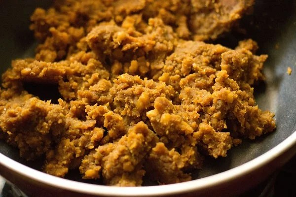 puran mixture for puran poli recipe
