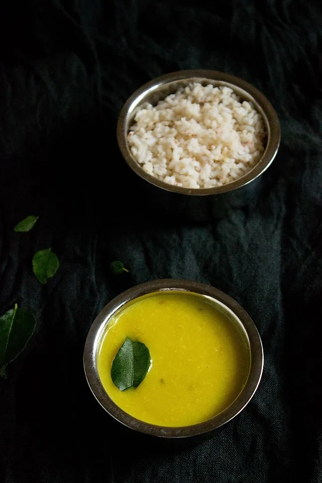 varan bhaat recipe