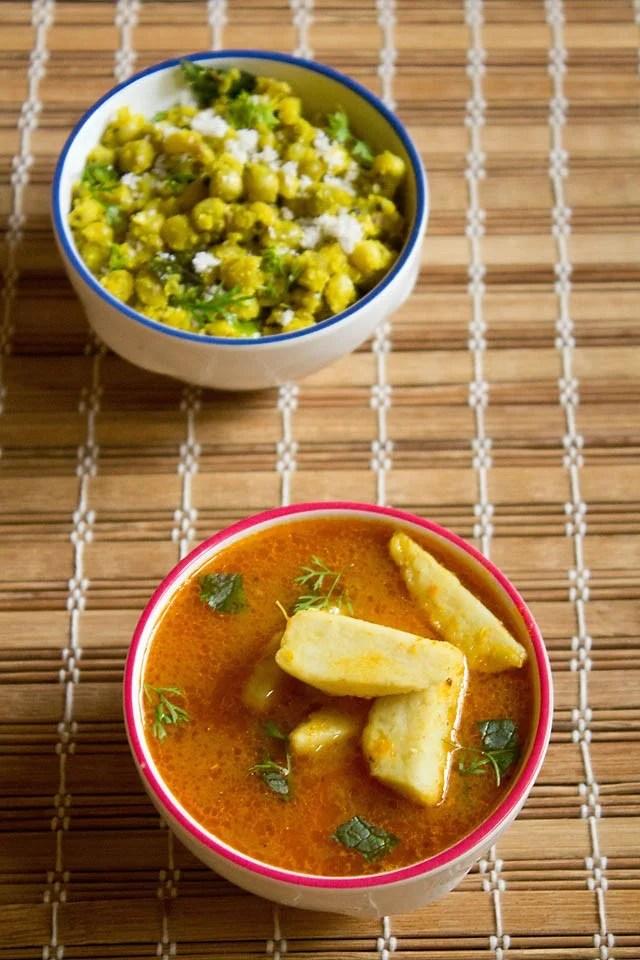 arbi curry masala