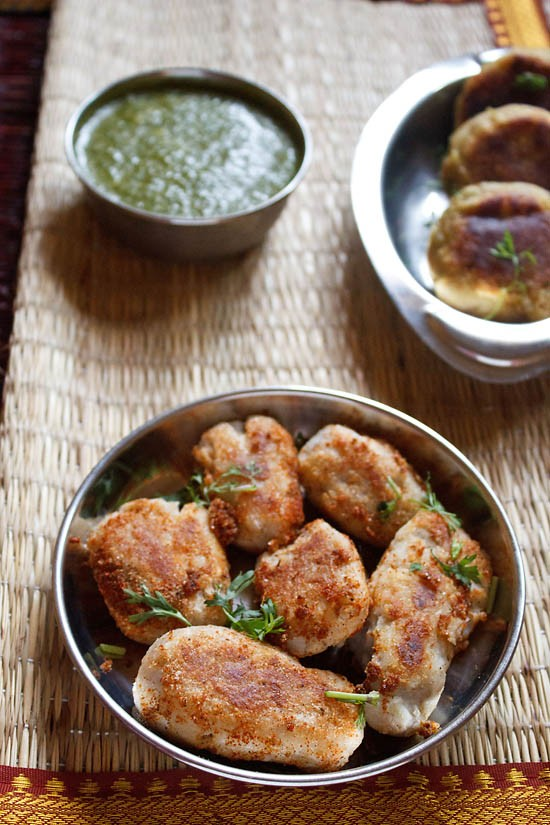 arbi cutlet vrat recipe