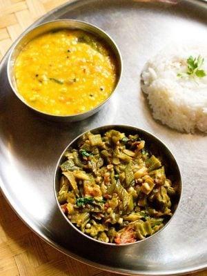 bhindi bhaji recipe, bhindi sabzi, bhindi ki sabzi