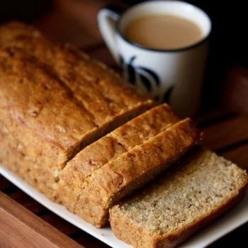 Banana Bread (Eggless and Vegan)
