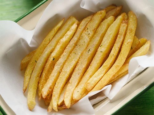 french fries homemade