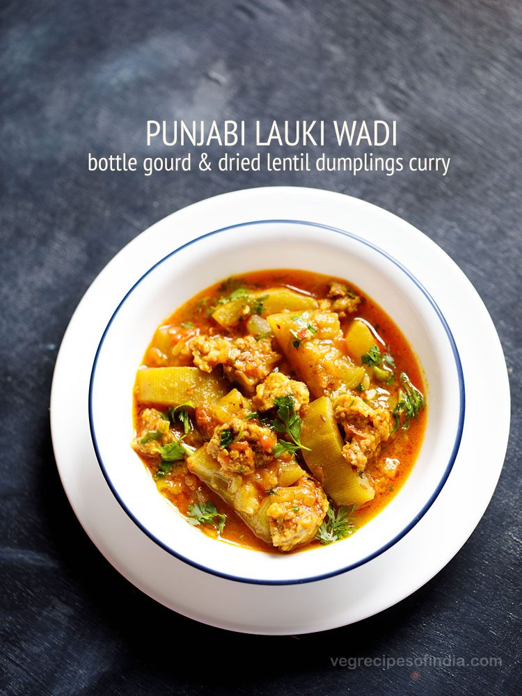 lauki wadi recipe