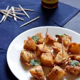 potato 65 recipe, aloo 65