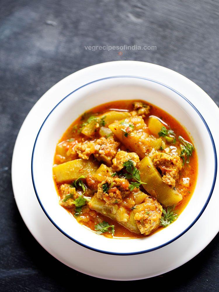 Punjab lauki wadi recipe