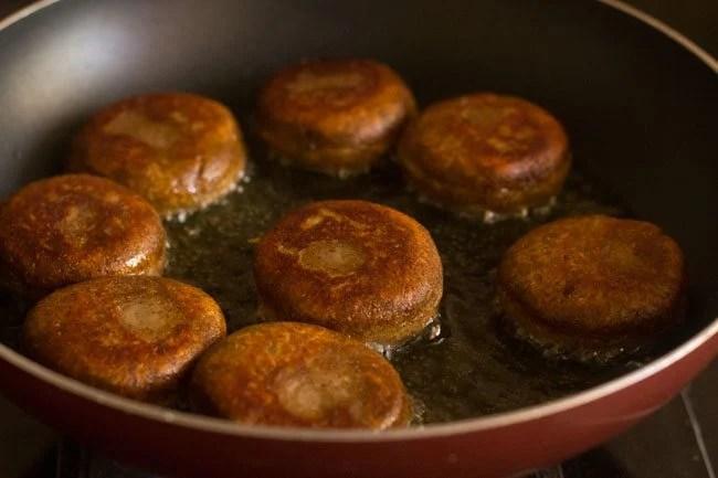sweet potato tikki recipe