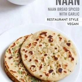 Garlic Naan