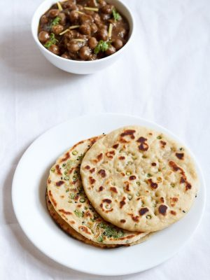 garlic naan, garlic naan recipe