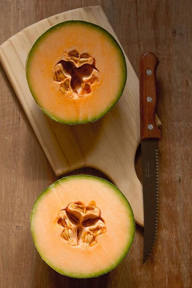 musk melon, cantaloupe