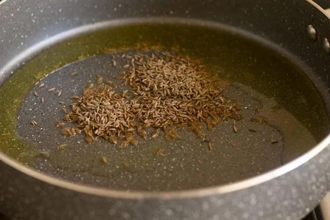 cumin for easy jeera rice recipe