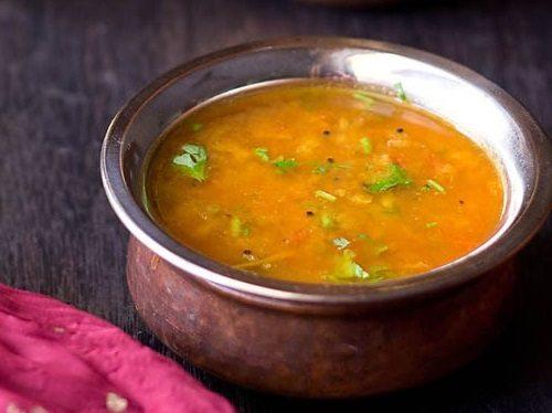 Gujarati surati dal recipe
