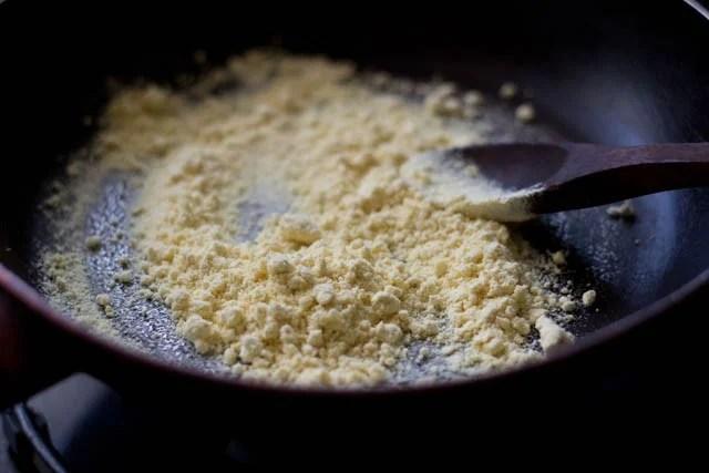 besan for gobi tikka recipe