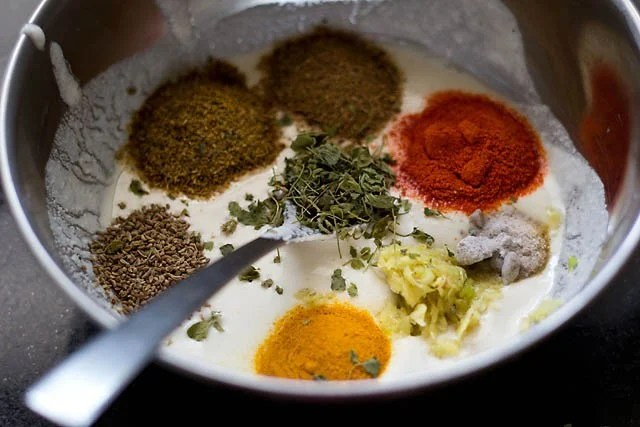 making tandoori gobi recipe