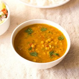 chana dal recipe, punjabi chana dal fry recipe