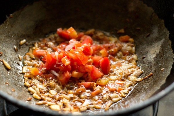 tomatoes for chana dal recipe