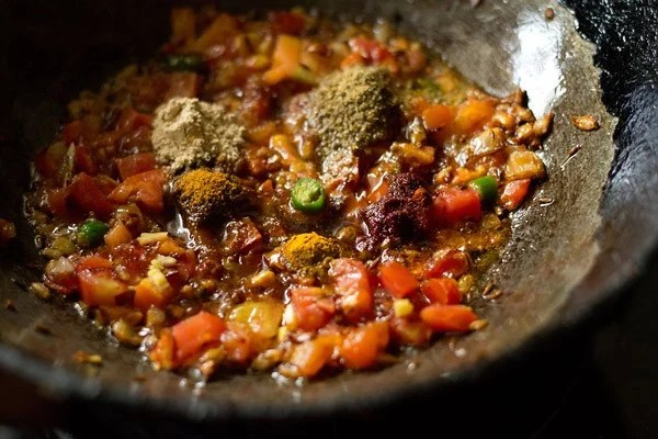 spices for chana dal recipe