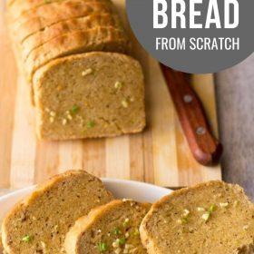 garlic bread loaf
