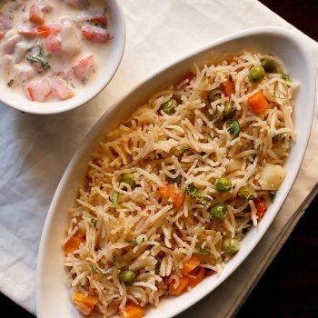 pulao | how to make veg pulao