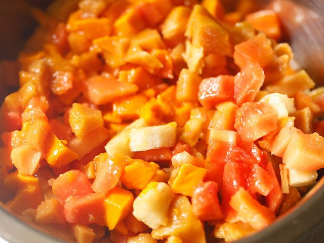 fruits for making fruit salad recipe