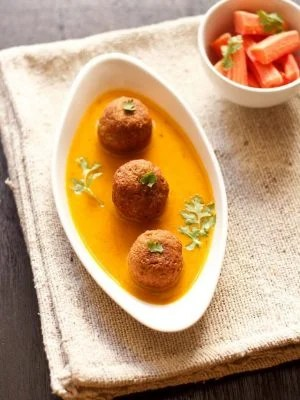 lauki kofta curry recipe
