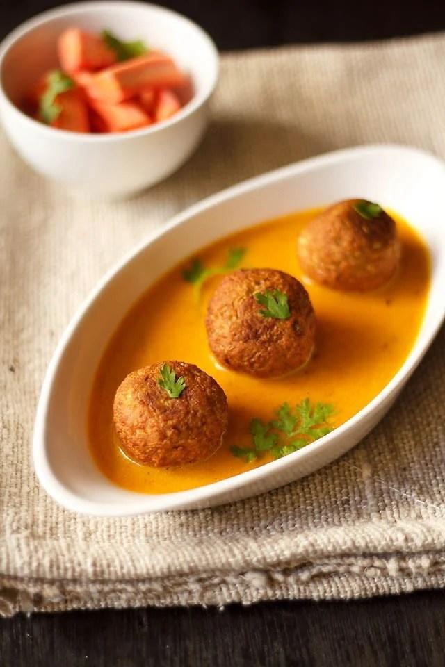 lauki kofta curry, lauki kofta recipe