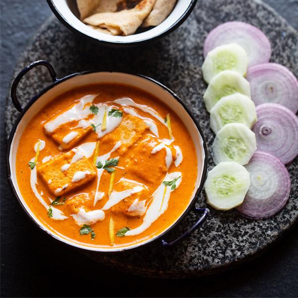 paneer butter masala, paneer makhani