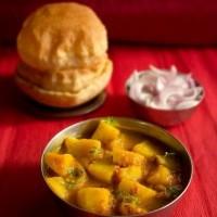 Punjabi-aloo-poori