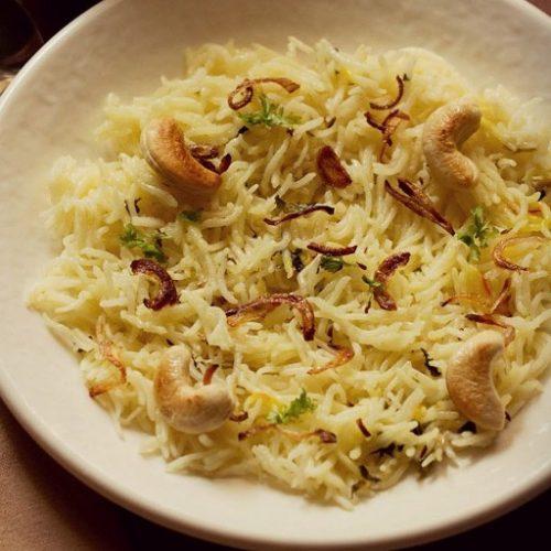 biryani rice recipe