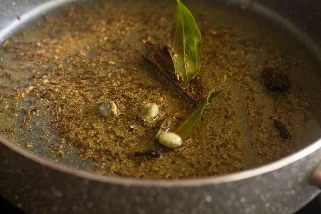 kashmiri pulao recipe