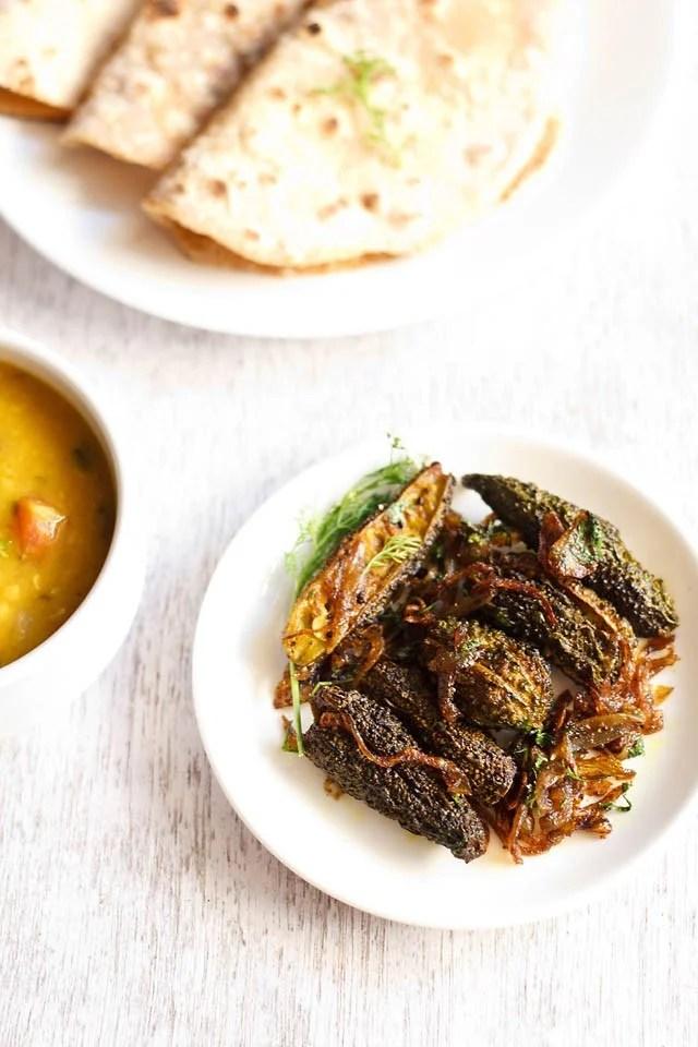 Punjabi bharwan karela