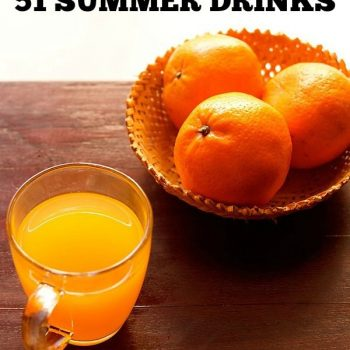 indian summer drinks – collection of 51 cooling beverages, drinks, juices, sherbets