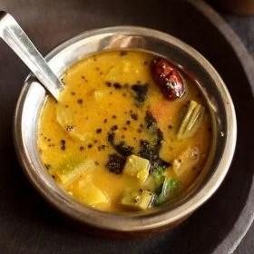 udupi sambar recipe
