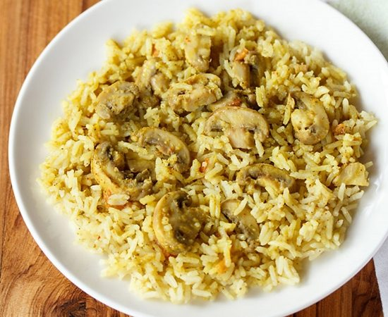 dindigul style veg biryani recipe