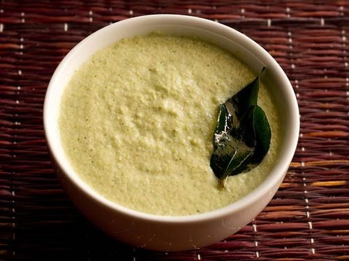 garlic coconut chutney recipe