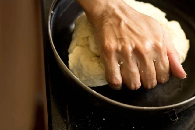 dough for kulcha recipe