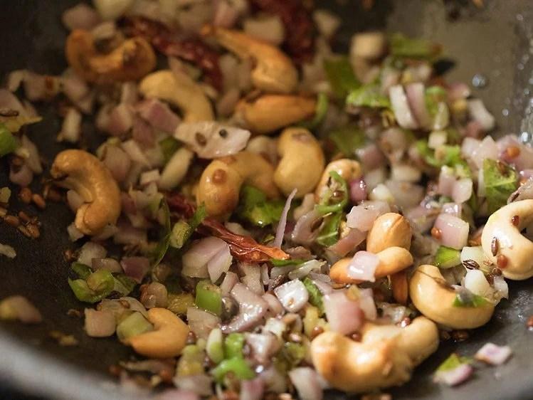 making semiya upma recipe