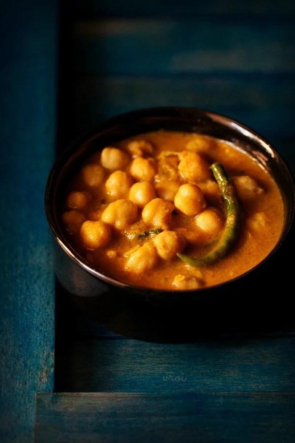 chana masala recipe, chickpea curry recipe