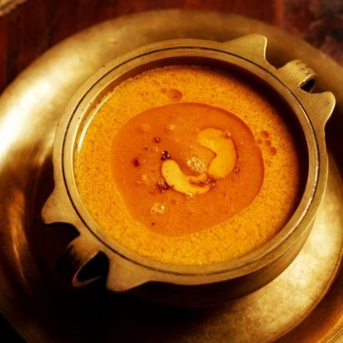 carrot payasam recipe, carrot kheer recipe